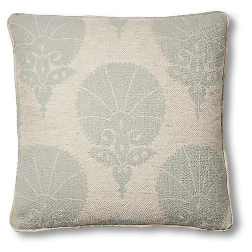 Evie 19x19 Pillow, Spa