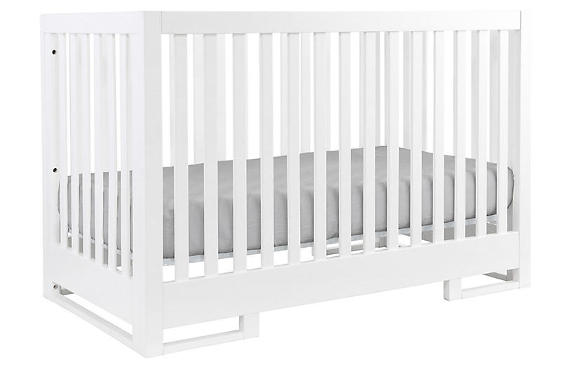Carson Crib, White