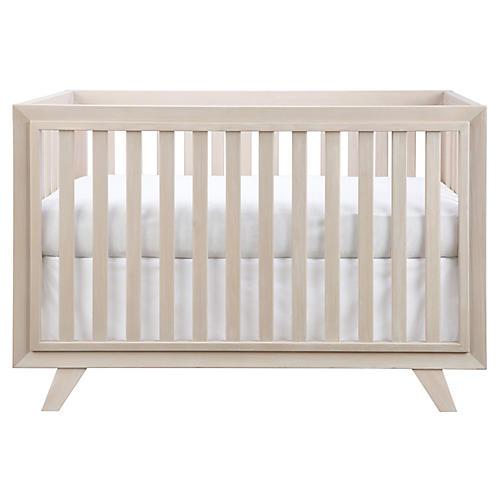 Whitney Crib, Almond