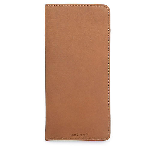 Leather Eyeglass Sleeve, Camel