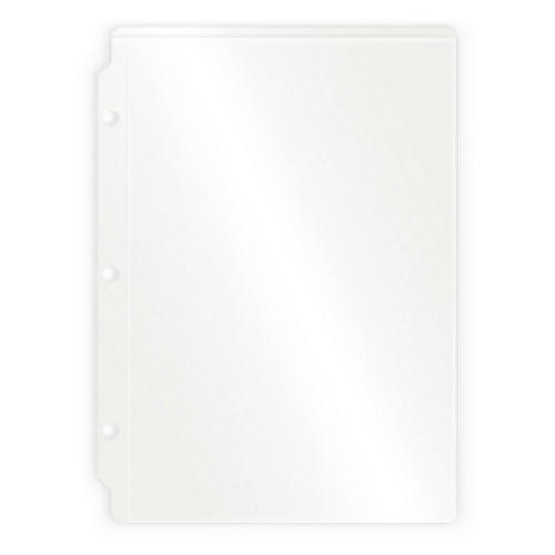 S/20 Mini Sheet Protectors, Clear