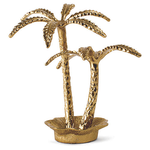 Pineapple Jewelry Holder, Gold