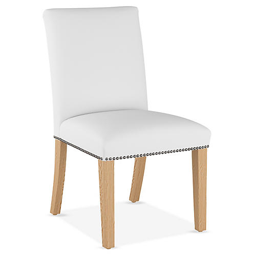 Kean Side Chair, White