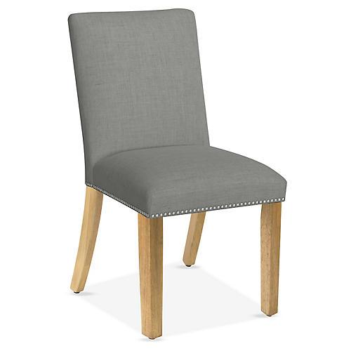 Kean Side Chair, Gray