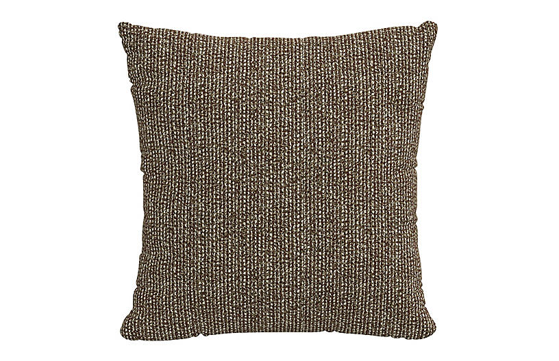 Solitude 20x20 Pillow, Spice