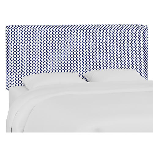 Novak Headboard, Flax/Multi