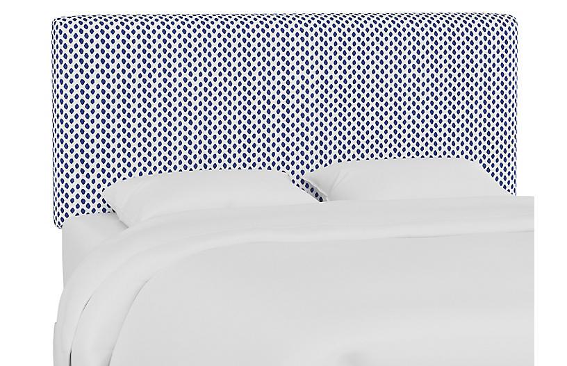 Novak Headboard, Flax/Multi