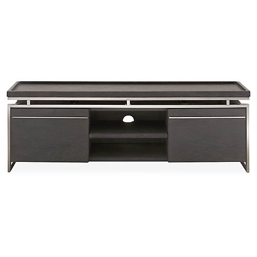 Benson Media Console, Blackwash