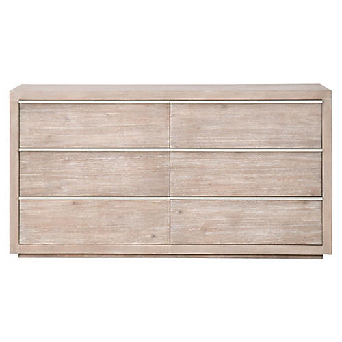 Lane Dresser, Natural Gray