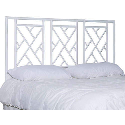 Alden Headboard, White
