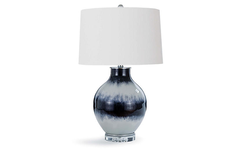 Coastal Living Coastal Living Indigo Table Lamp