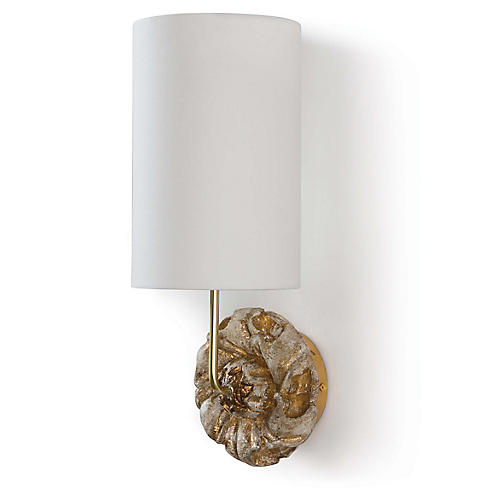 Claudia Sconce, Antiqued Gold