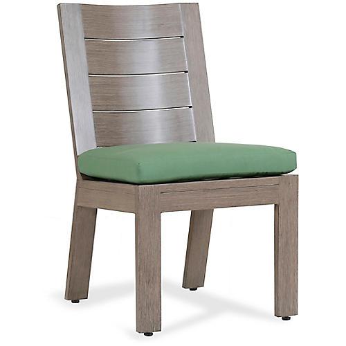 Laguna Side Chair, Green