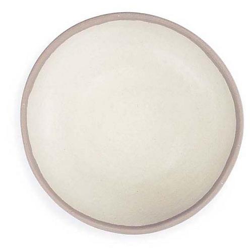 S/4 Potter Melamine Dip Bowls, Beige/Gray