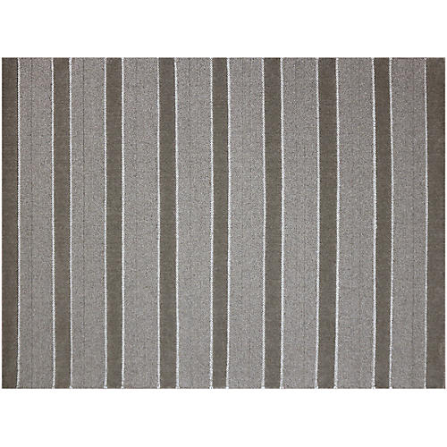 Fassler Rug, Gray/Brown