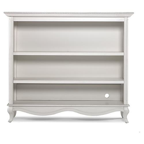 Lyla Rose Bookcase, White Willow