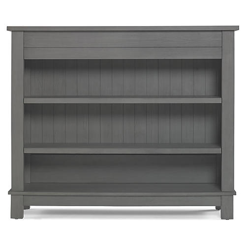 Channing Bookcase, Nantucket Gray