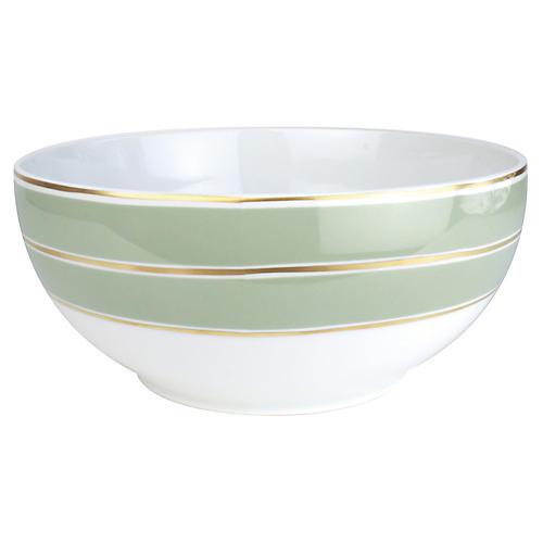 La Vienne Serving Bowl, Celadon