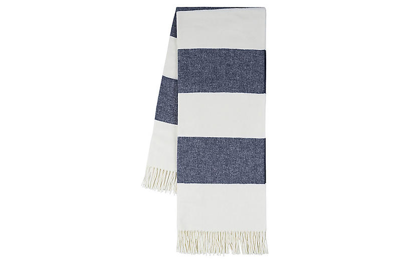 Rugby Throw, Navy