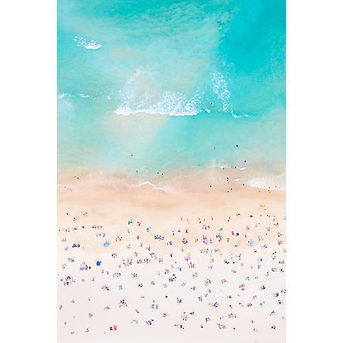 Gray Malin, Bondi Beach Landscape