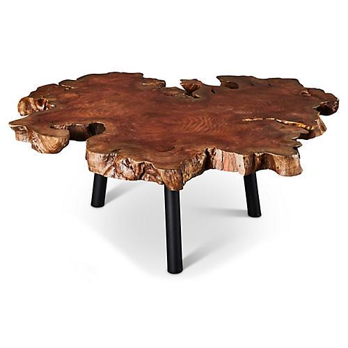 Pakarang Coffee Table, Natural