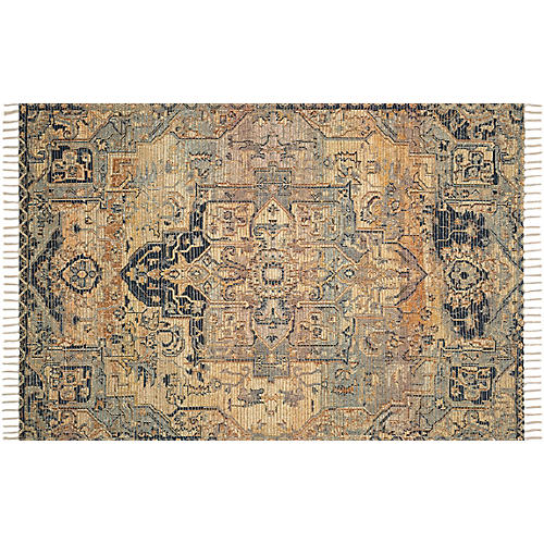 Sittenfeld Rug, Gold