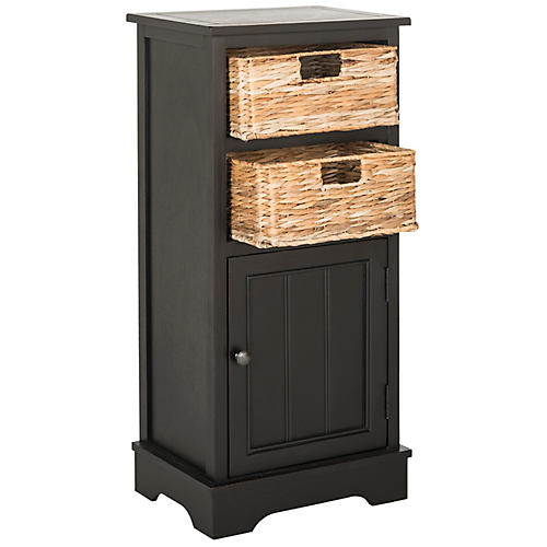 Connery Cabinet, Black