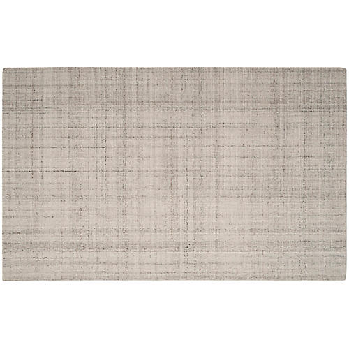 Morrow Rug, Light Gray