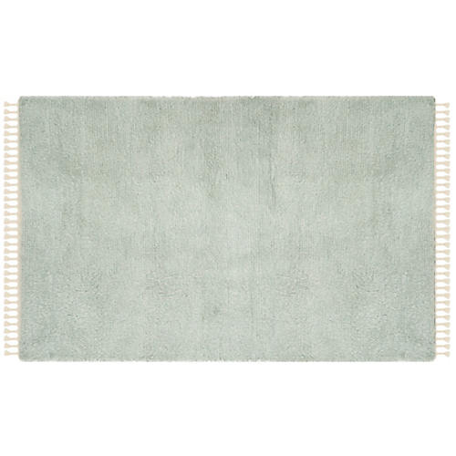 Casablanca Hand-Knotted Rug, Blue