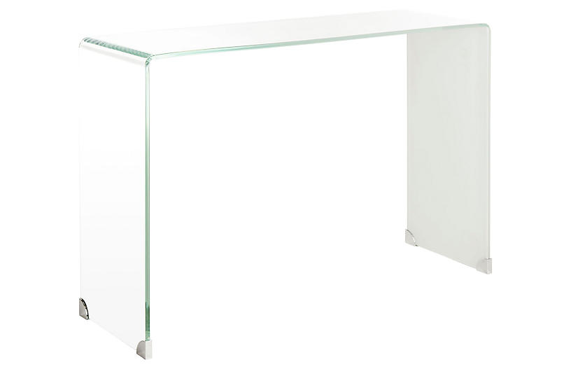 Balay Console, Clear/White
