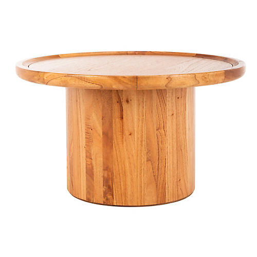 Pasco Coffee Table, Natural