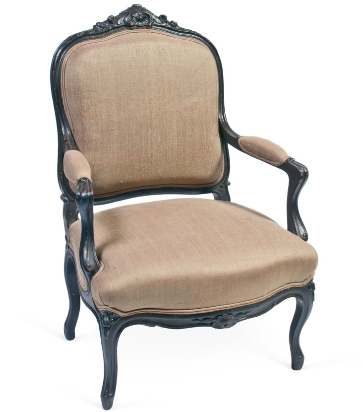 French Chair, C. 1870