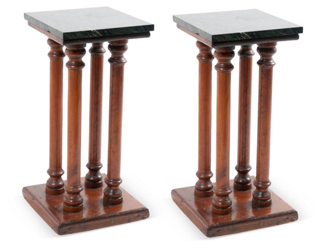 Arts & Crafts Pedestal