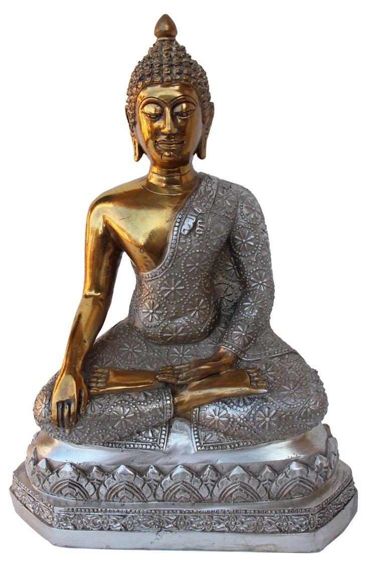 DNU,OChiang Saen Sitting Buddha