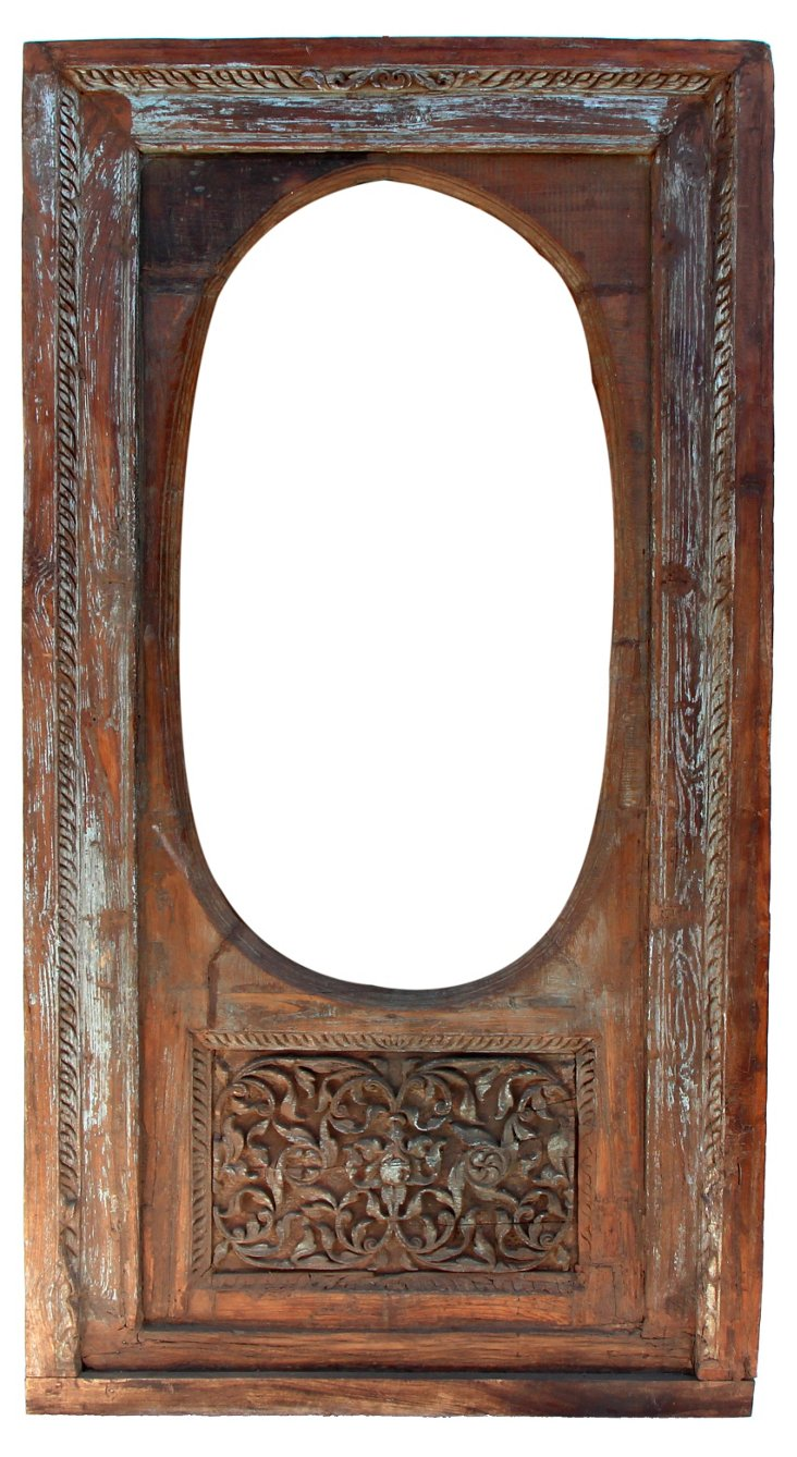 India Window Frame I