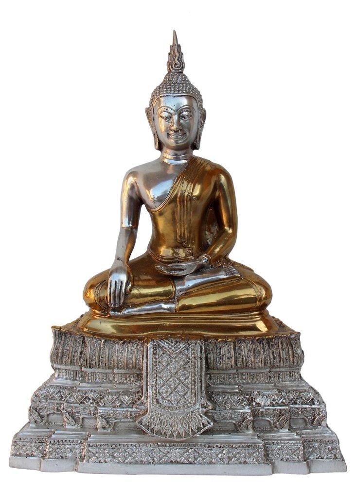DNU,OSukhothai Sitting Buddha