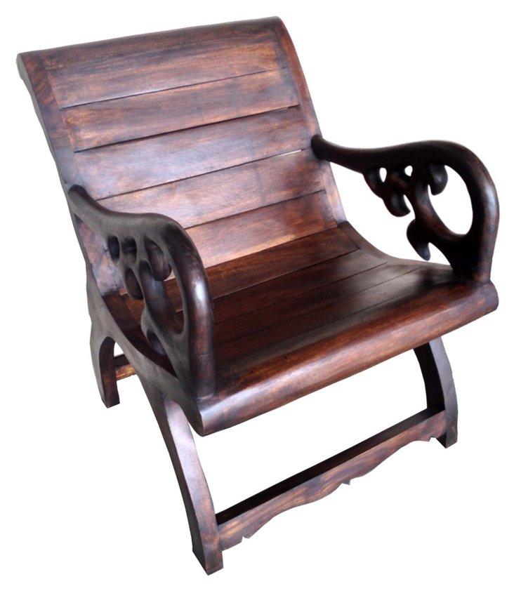 DNU,OKeelan Acacia Chair