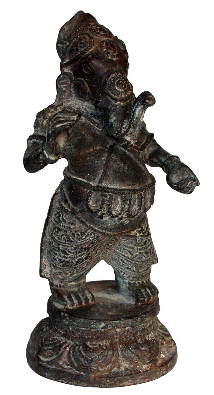 Bronze Lord Ganesha, I