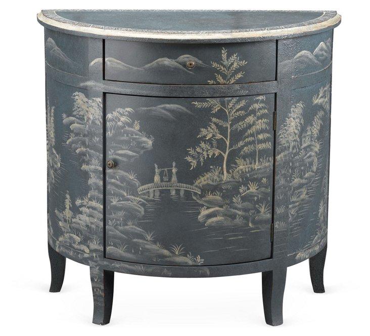 Adagio Cabinet, Slate