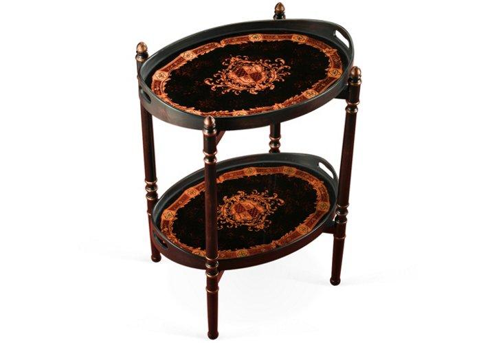 Lillian Oval Table