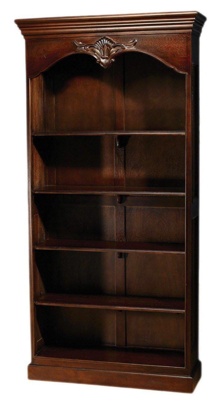 Frances Five-Shelf Bookcase