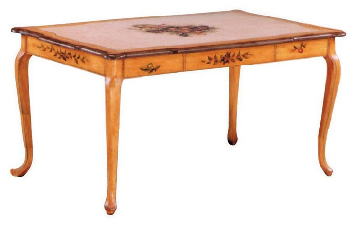 Rani Orante Table, Almond