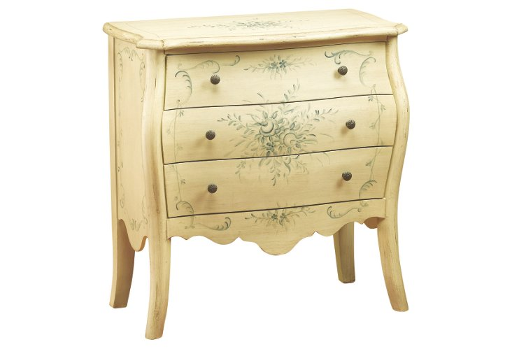 Cassidy 3-Drawer Chest