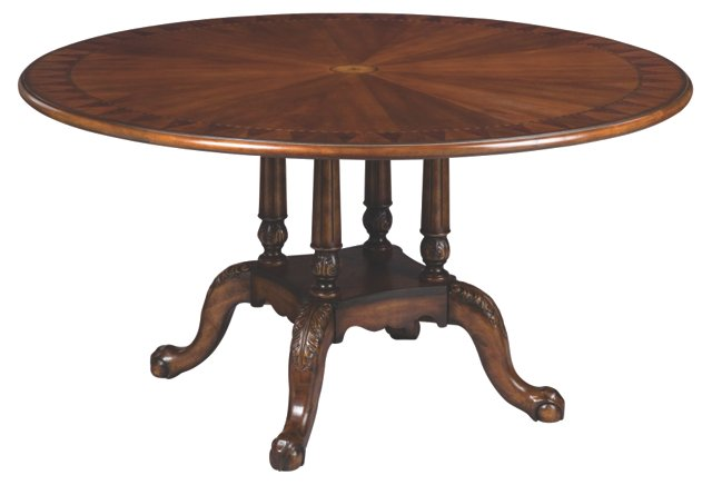 "Gallagher 58"" Dining Table"