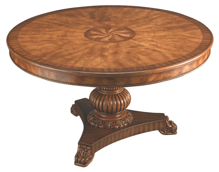 Dodge Round Dining Table