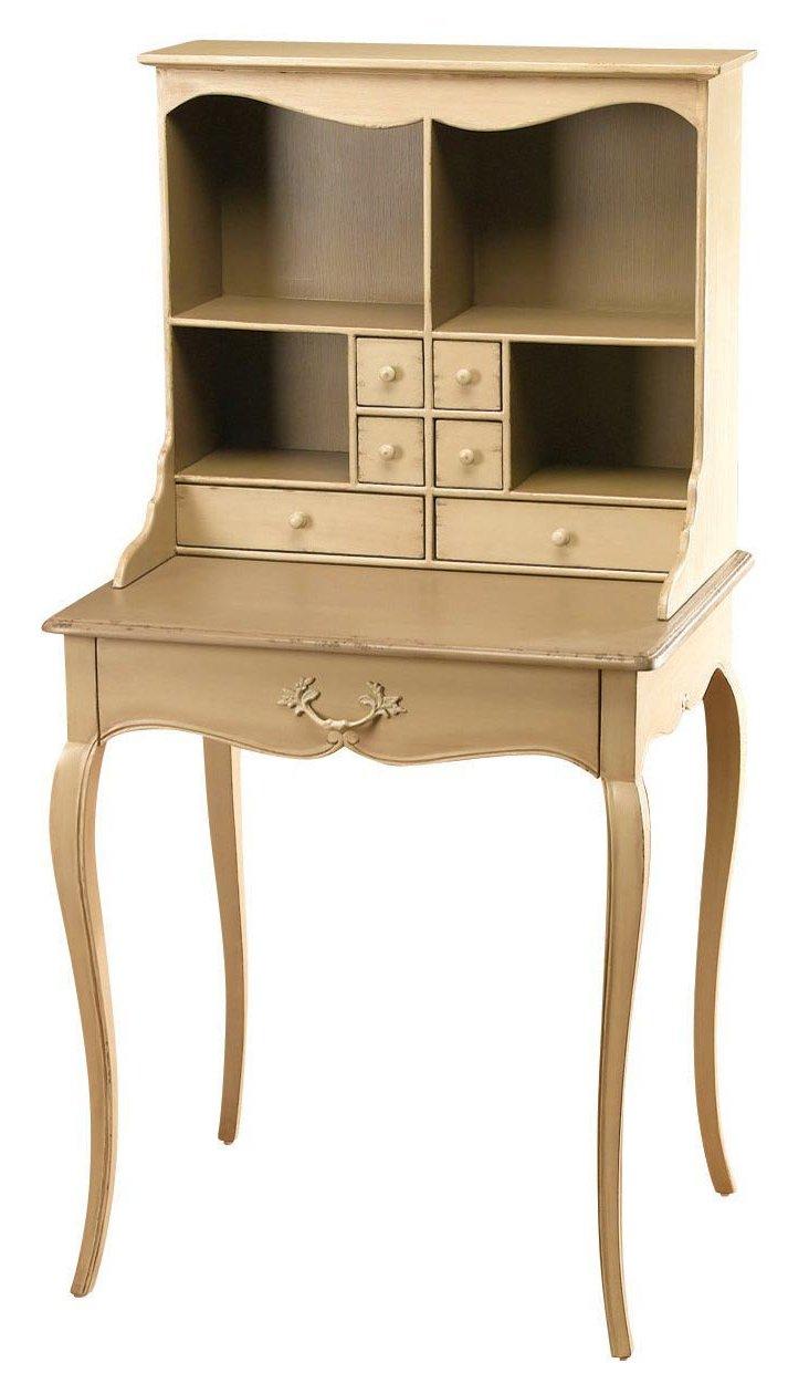 Claudia Desk, Parchment
