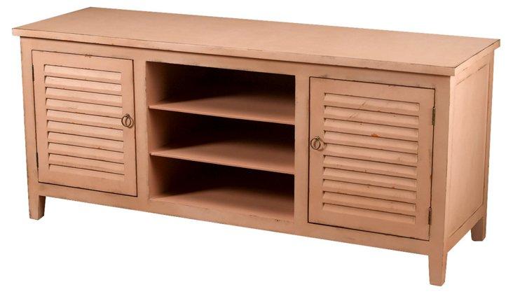 Shutter TV Cabinet, DO NOT USE