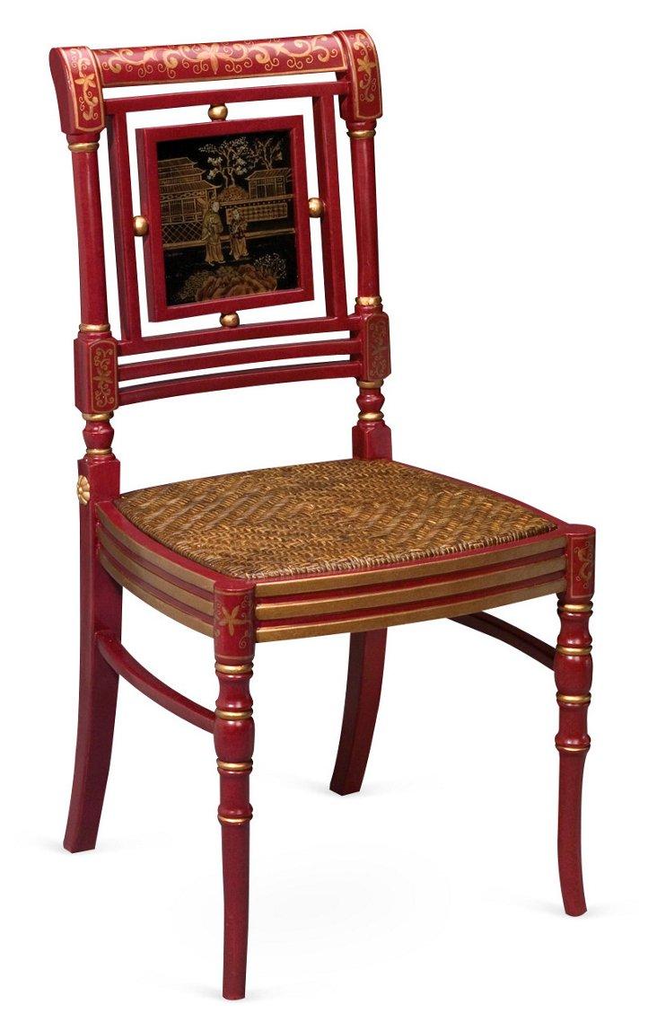 Ava Chinoiserie Chair
