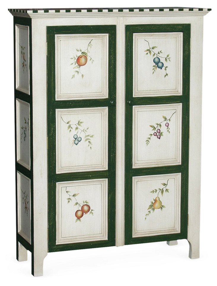 Hopper Cabinet