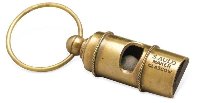 "4"" Sailor's Whistle"